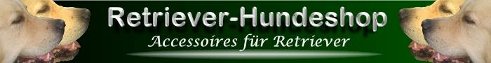 Retriever Hundeshop Logo